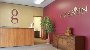 Buffalo Creek Business Signs Godwin Lobby sign 300x168